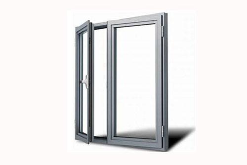 铝合金防火窗