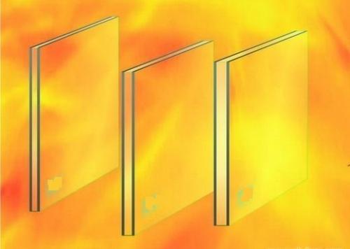 复合型非隔热防火玻璃
