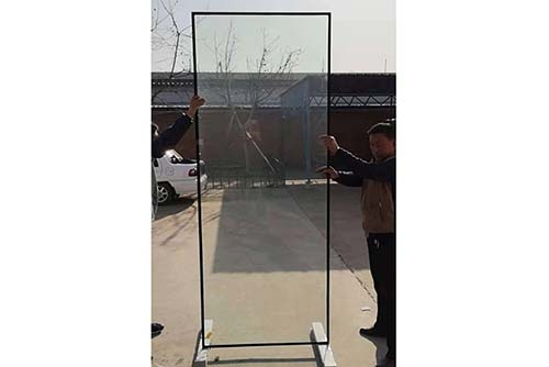 纳米非隔热型防火玻璃